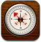 Compass, Drawing Icon