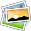 Gallery, Images, Photos Icon