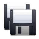All, Disk, Save Icon