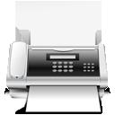 Fax, Hardware Icon
