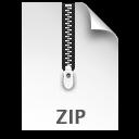 Compressed, Document, File, Zip Icon