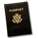 Passport, Password Icon