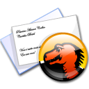 Mail, Mozilla Icon