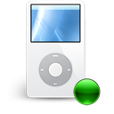 Apple, Ipod, Mount Icon
