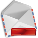 Delete, Mail Icon