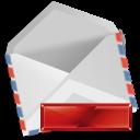 Delete, Mail Icon