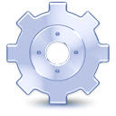 Engine, Gear Icon