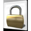 File, Lock Icon