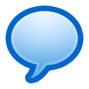 Bubble, Chat Icon