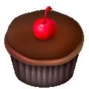 Cake, Chocolate, Food Icon