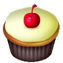 Cherry, Vanilla Icon