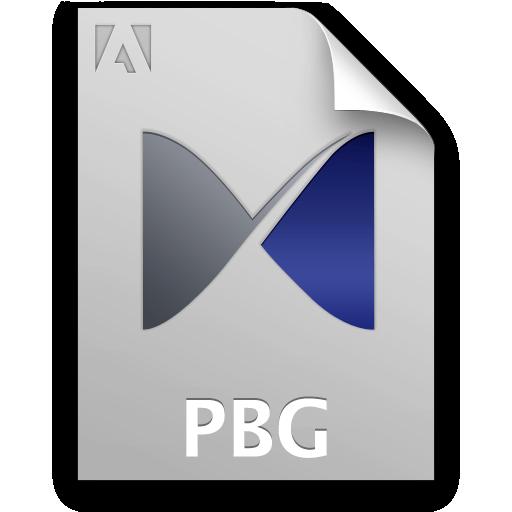 Document, File, Pb, Pbg Icon