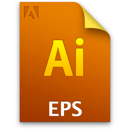Ai, Document, Epsfile, File Icon