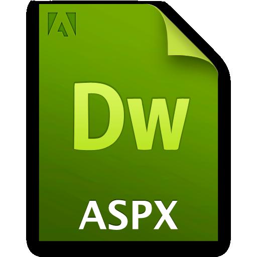 Aspx, Doc, Document, File Icon