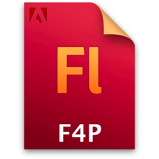 Document, F4p, File, Fl Icon