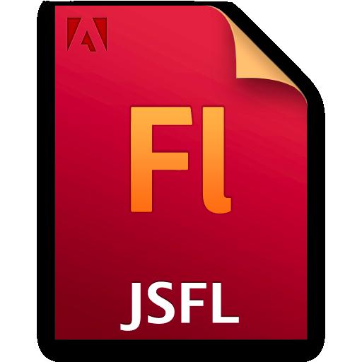 Document, File, Jsfl Icon