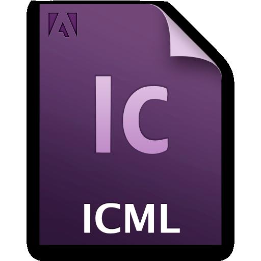 Document, File, Ic, Icml Icon