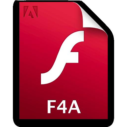 Document, F4a, File Icon