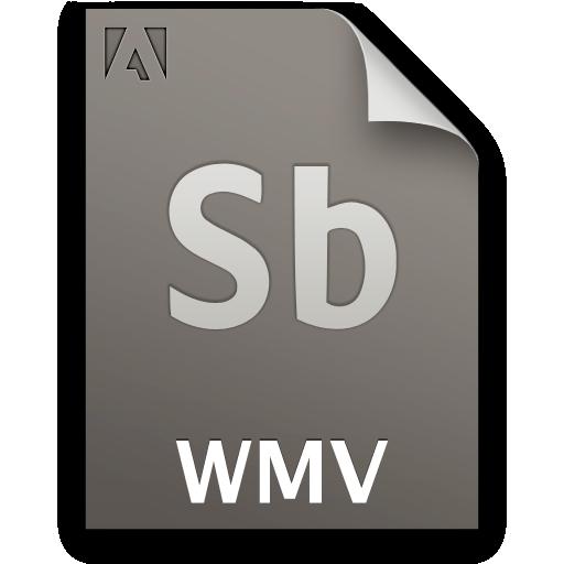 Document, File, Sb, Secondary, Wmv Icon