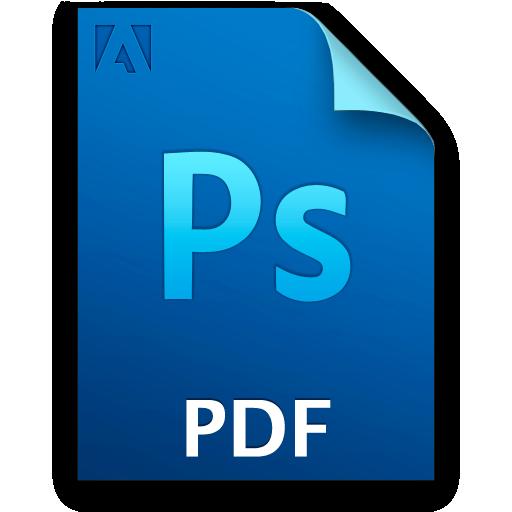 Document, File, Pdf, Ps Icon
