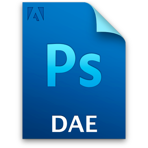 Daefile, Document, File, Ps Icon