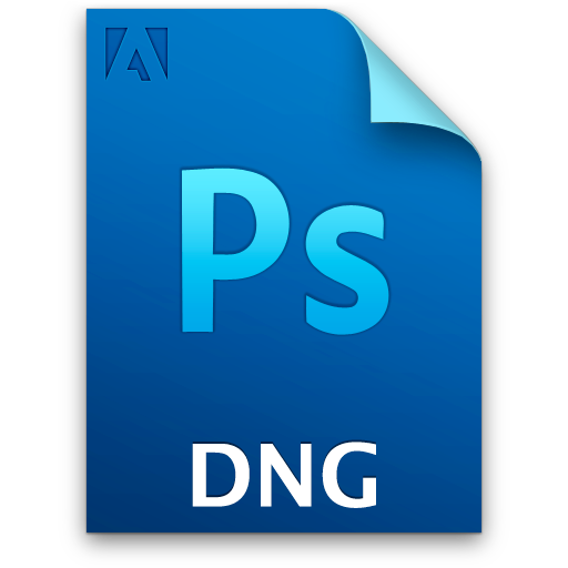 Dngfile, Document, File, Ps Icon