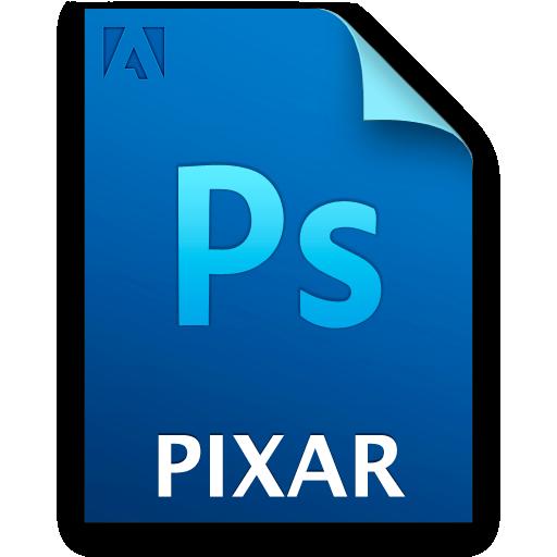 Document, File, Pixar, Ps Icon