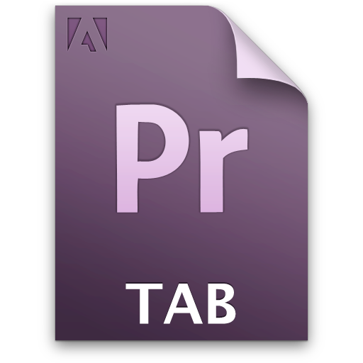 Document, File, Pr, Tab Icon