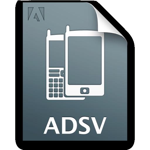 Advs, Document, File, Filetype Icon