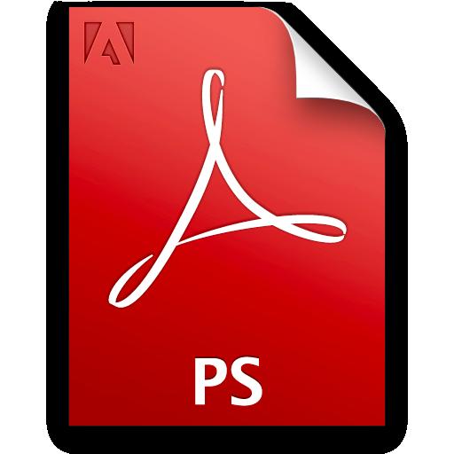 Acp, Document, File, Ps Icon