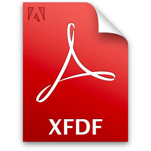 Acp, Document, File, Xfdf Icon