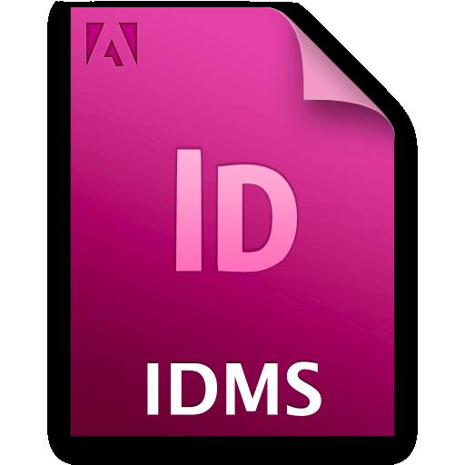 Document, File, Id, Idmssecondary Icon