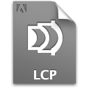 Document, File, Lcp, Lpc Icon