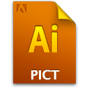 Ai, Document, File, Pictfile Icon