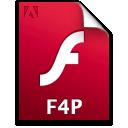 Document, F4p, File Icon