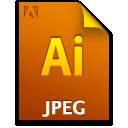Ai, Document, File, Jpegfile Icon