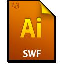 Ai, Document, File, Flashfile Icon