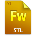 Document, File, Fw, Stl Icon