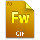 Document, File, Fw, Gif Icon