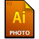 Ai, Document, File, Photofile Icon