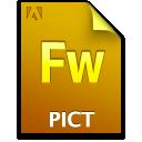 Document, File, Fw, Pict Icon