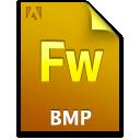 Bmp, Document, File, Fw Icon
