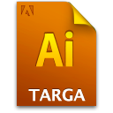 Ai, Document, File, Targafile Icon