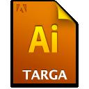 Ai, Document, File, Targafile Icon