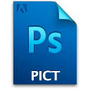 Document, File, Pictfile, Ps Icon