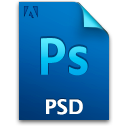 Document, File, Primaryfile, Ps Icon