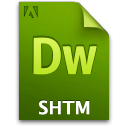 Doc, Document, File, Shtm Icon