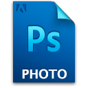 Document, File, Photofile, Ps Icon