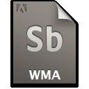 Document, File, Sb, Secondary, Wma Icon