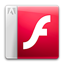 Document, File, Flashplayer Icon